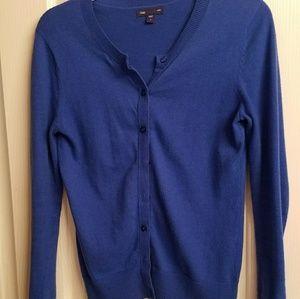 GAP Cardigan - Royal Blue